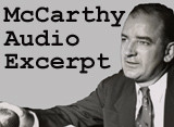 Definition of McCarthyism, 1951