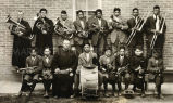Holy Rosary Mission band, 1921