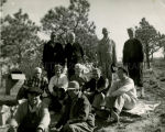 Jesuit brothers and unidentified persons, n.d.