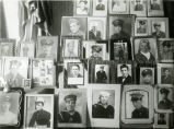 Display of former students serving in the United States Armed Forces, 2 of 2, n.d.