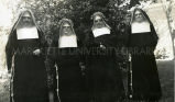 Jubilee celebration fof four Franciscan sisters, n.d.