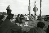 Association of Native Religious and Clergy gathered at mass, 1979