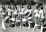 Cheerleaders, 1971