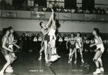 Holy Rosary vs. St. Paul's in basketball, n.d.