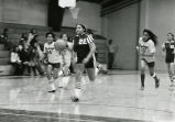Girls' basketball game, 3 of 3, n.d.