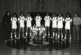Boys' basketball team, 2 of 2, n.d.