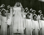 Student actors performing, n.d.