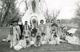 Student actors and adults by tipi, n.d.