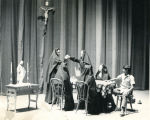 Student actors portraying religious sisters, n.d.