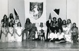 "Student cast of ""Once Upon a Mattress,"" 1978"