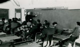 High school mathematics class, n.d.
