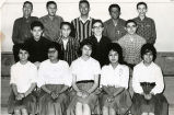 High school student council, 1962