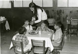 Pre-school children's lunch, n.d.