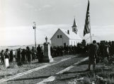 Wounded Knee massacre memorial ceremonies, 3 of 3, 1971