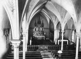 Interior of Holy Rosary church, 3 of 3, n.d.
