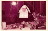 Sister Mary Coletta, O.S.F., 1958