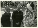 Jesuits at wacipi, n.d.