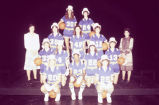 Women's basketball team, 1981-1982