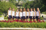 Women's Tennis Team, 1998-1999