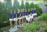 Women's Tennis Team, 2000