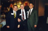 Hank  Raymonds with Toby Peters and Greg Kliebhan, 1997