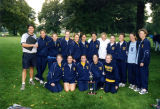 Marquette's Conference USA Championship Cross Country Team, 2001
