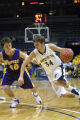 Travis Diener drives into the lane, 2004