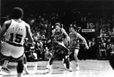 Bo Ellis, Dave Delsman and Lloyd Walton go on the offense for Marquette, 1973-1974