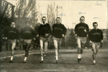 Marquette University cross-country team, 1952