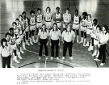 Marquette University men's basketball team, 1973 - 1974