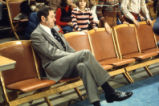 Hank Raymonds sits alone on the sidelines, 1977-1983