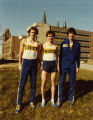 John Rydeski, Jeff Grant, and Pete Armbruster, 1981
