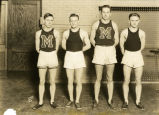 Medley Relay Team, 1926