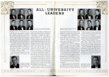 All-University Leaders, 1934