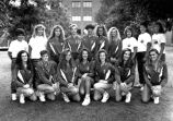 Women's Volleyball Team, 1991