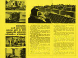 Pamphlet Page 2, The Modern Language Building, 1970