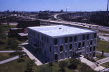 Bird's-eye view of Lalumiere Hall