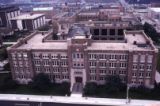 Birds-eye view of Haggerty Engineering, 1974