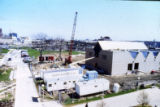 Haggerty Museum construction site, 1984