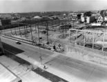 Helfaer Recreation Center construction site, 1974