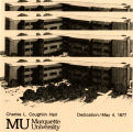 Charles L. Coughlin Hall Dedication, 1977
