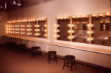 Helfaer Theatre dressing rooms