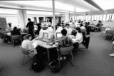 Cudahy Hall computer lab, 1994