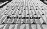 Wehr Science Center Dedication brochure, 1973