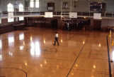 Main floor of the gymnasium, 1982