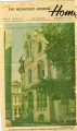 A newspaper article which provides the history of the William Plankinton mansion as its...