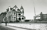 The Elizabeth Plankinton Mansion, as viewed from the corner of North 15th Street and West...