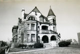 The Plankinton mansion, during the time it was used as the Knights of Columbus Building, 1978