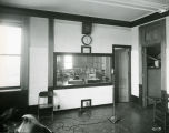 A room within the John Plankinton Mansion, turned into a classroom for the School of Speech, circa...