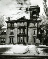 East facade of the John Planktinon Mansion, which housed Marquette's School of Speech
